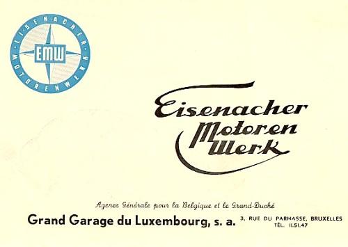 1952 EMW