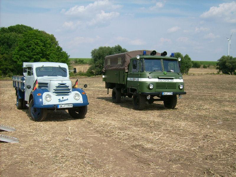 1952 garant-24431 und Robur LO