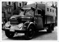 1952 Garant K 30 Feuerwehr