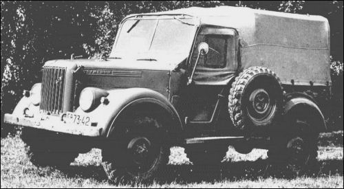 1952 gaz 69truzh