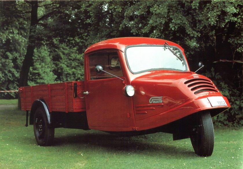 1952 Goliath GD750