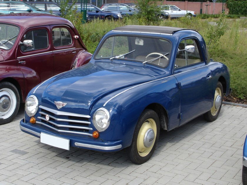 1952 Gutbrod Superior Limousine