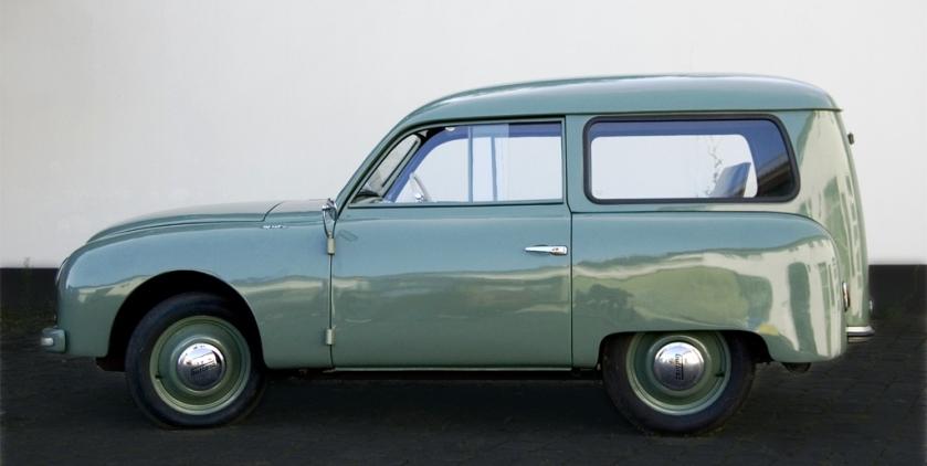 1952 Gutbrod Superior