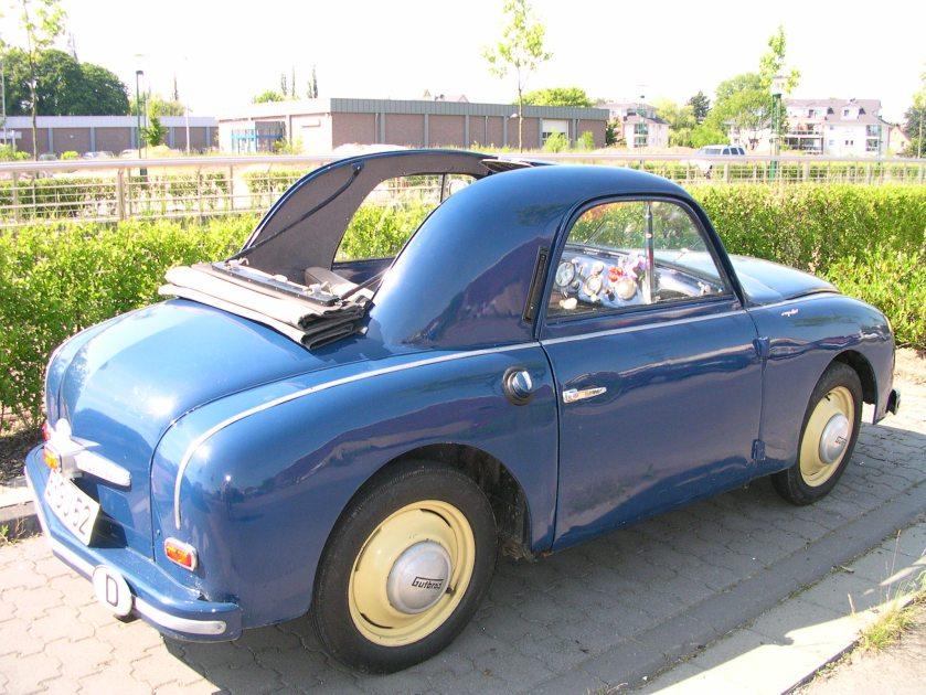 1952 Gutbrod