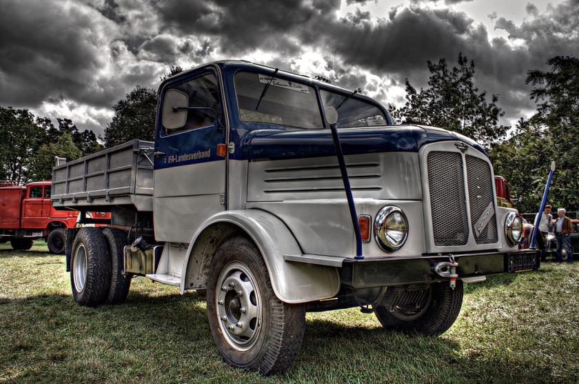 1952 IFA S4000 - 1 - HDR