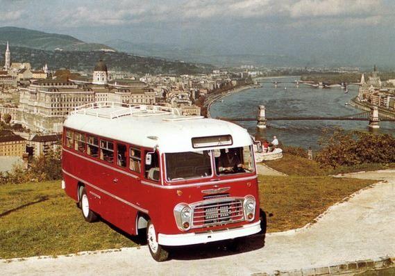 1952 Ikarus 31 autobus