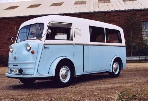 1952 Matador Luxus - Krankenwagen