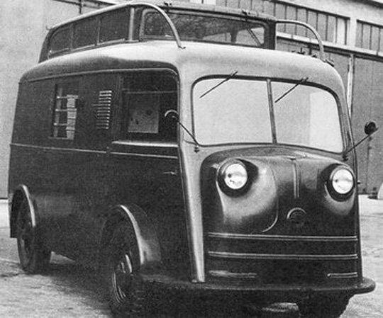 1952 Tempo Matador 4