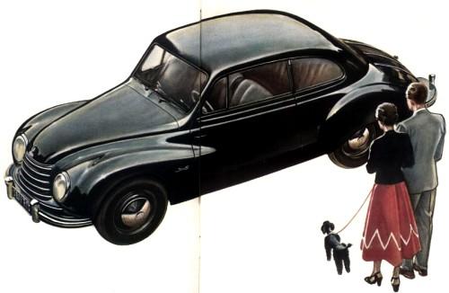 1953-54 Dkw f 91