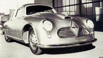 1953 Borgward Rennsport