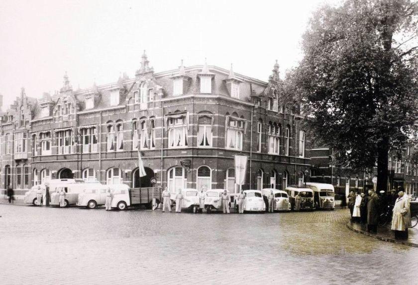 1953 DKW Ambulance s