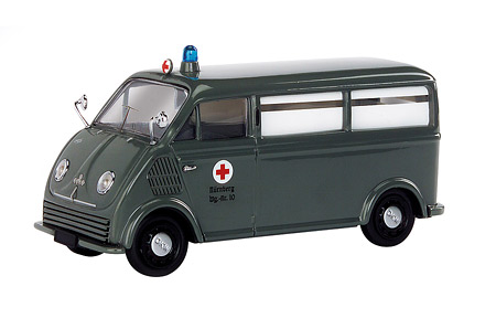 1953 DKW Ambulance
