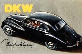 1953 DKW F91 Meisterklasse