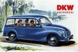 1953 DKW F91 Universal