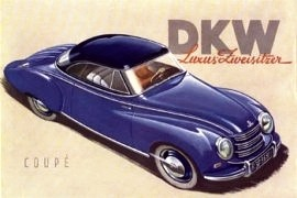 1953 DKW Luxus Coupe