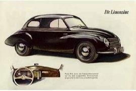 1953 DKW Meisterklasse