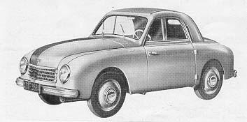 1953 Gutbrod gutbrod superior