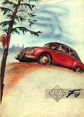 1953 ifa f9-1