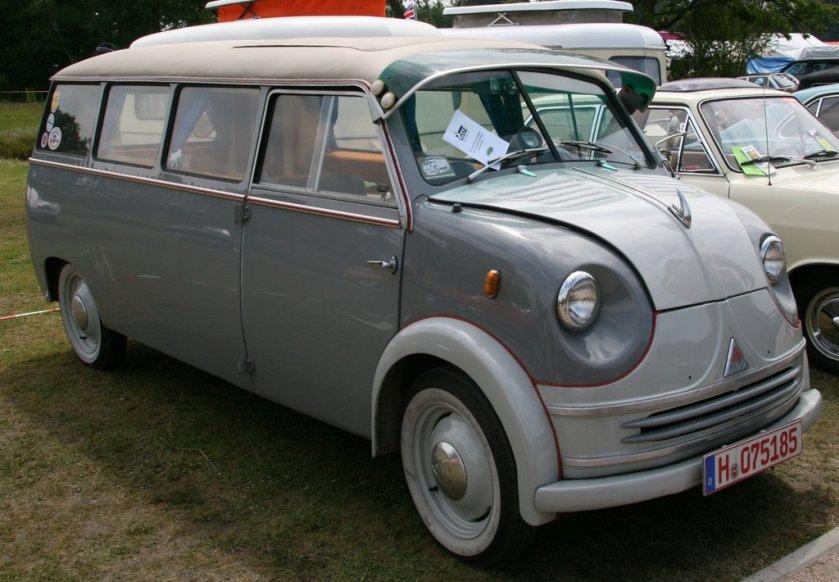 1953 Lloyd 600