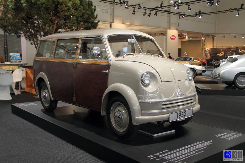 1953 Lloyd LT 500