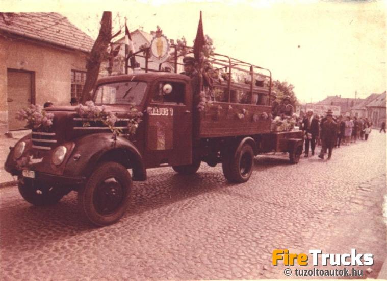 1953 robur garant k30