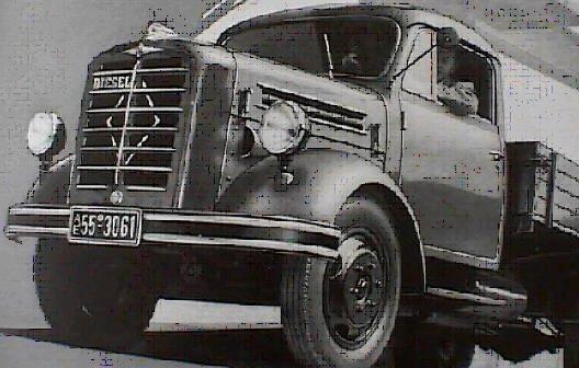 1954-61 Borgward B2500-1 B 2500  B 522, B 2500 A  B 522 A (A=Allrad) (1954 - 1961)
