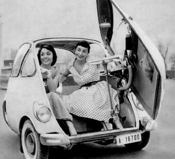 1954 bmw isetta