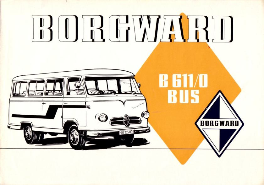1954 Borgward 611 folder2 b611-bus a