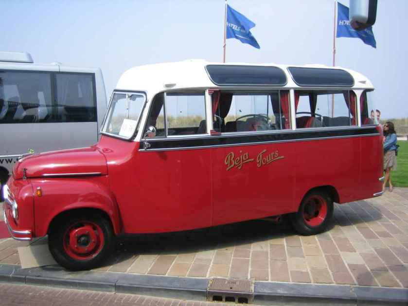 1954 Borgward b1500-bus