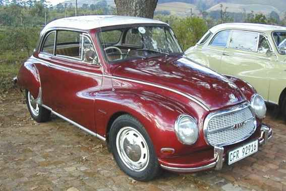 1954 DKW 3=6 02