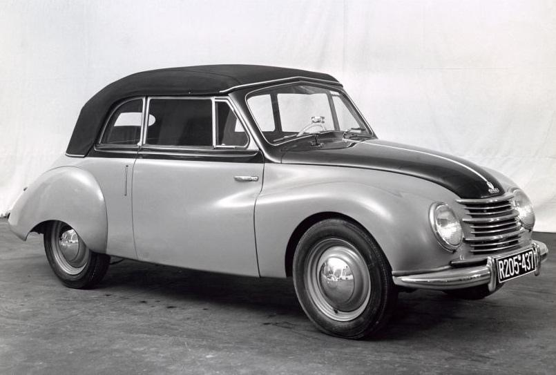1954 DKW [Auto Union] F89 Meisterklasse Cabriolet