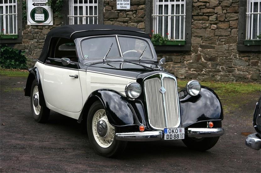 1954 DKW-IFA F8