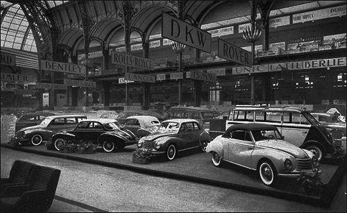 1954 Dkw paris
