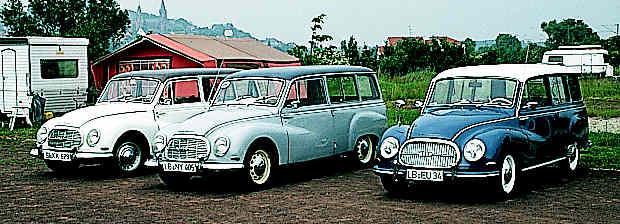 1954 DKW Universal