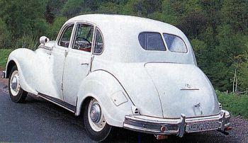 1954 Emw 340 tyl