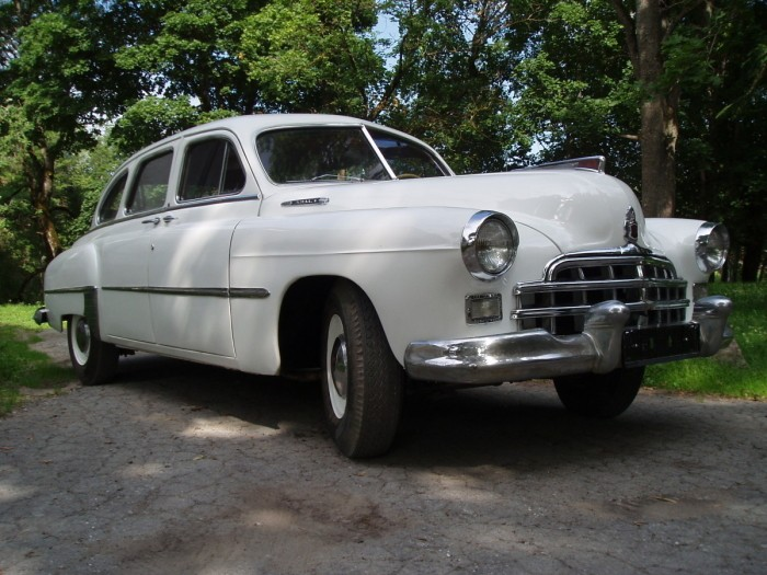 1954 GAZ M12 ZIM