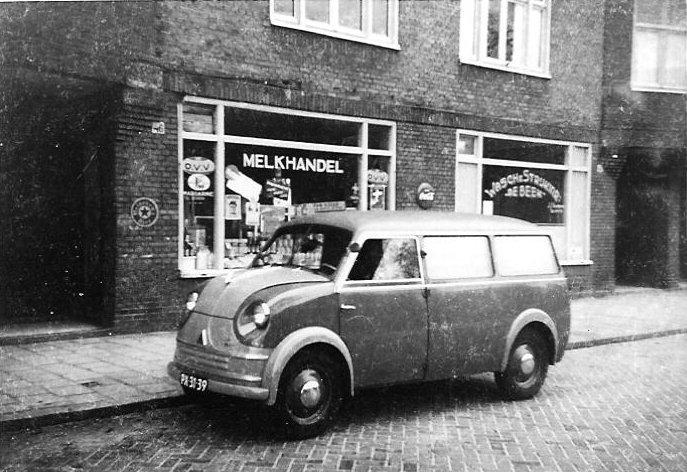 1954 lloyd amstelkade