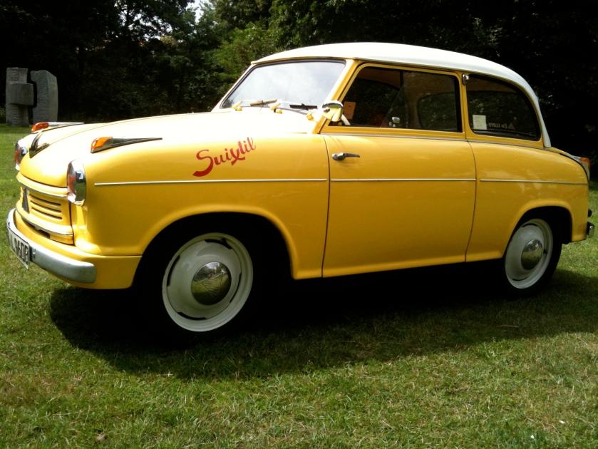 1954 Lloyd LP 600 Limousine