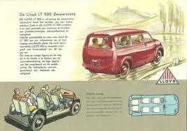 1954 Lloyd LT 500