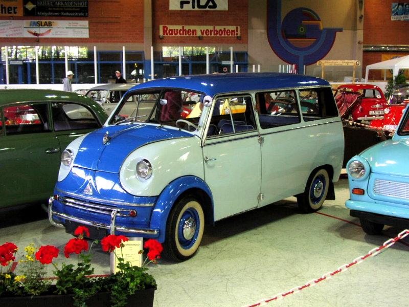 1954 Lloyd LT 500a