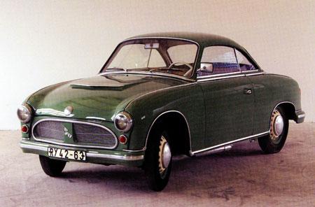 1954 VEB Automobilwerk AWZ, Zwickau, GDR