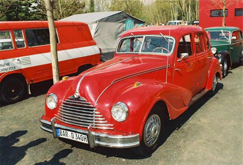 1954 Wartburg EMW