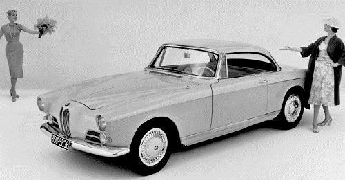 1955 BMW 503a