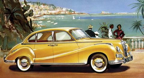 1955 BMW502-mx