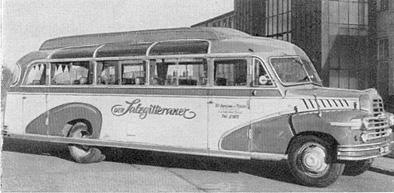 1955 Borgward B 4500  Ludewig, Essen