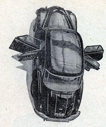 1955 Dkw 3=6 sedan