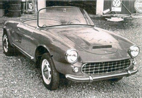 1955 DKW Enzmann 500 Spider (2)