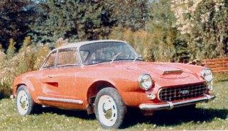 1955 DKW Enzmann 500 Spider