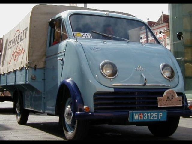 1955 DKW F 800