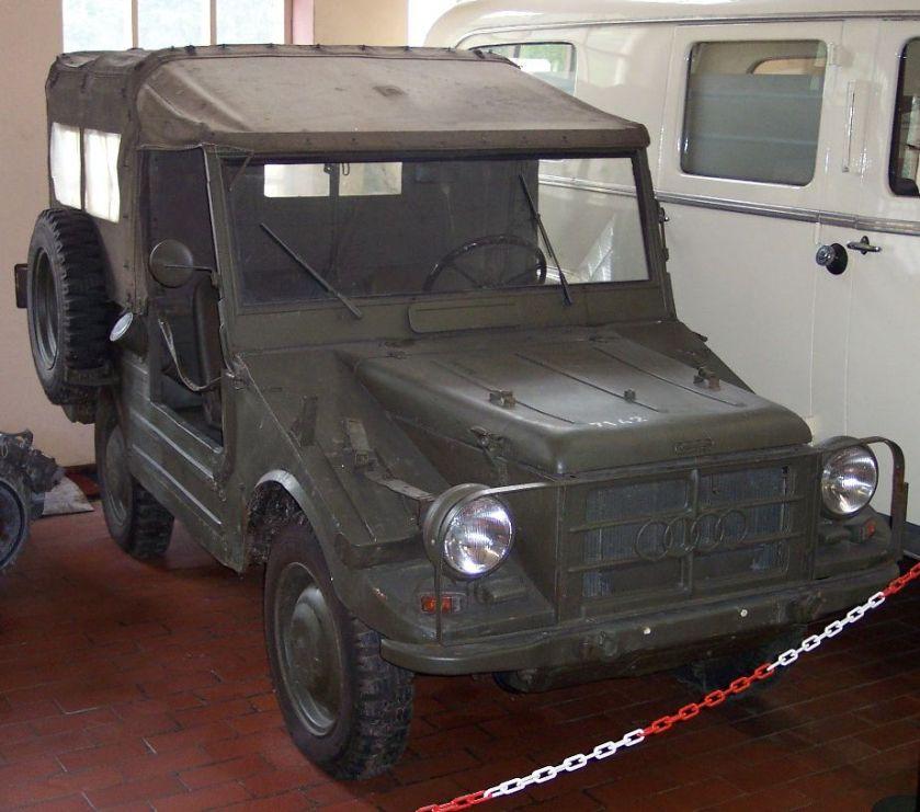 1955 DKW Munga